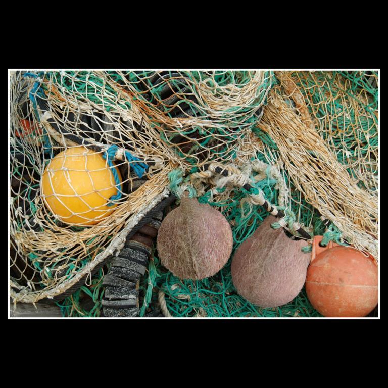 Les boules du pêcheur