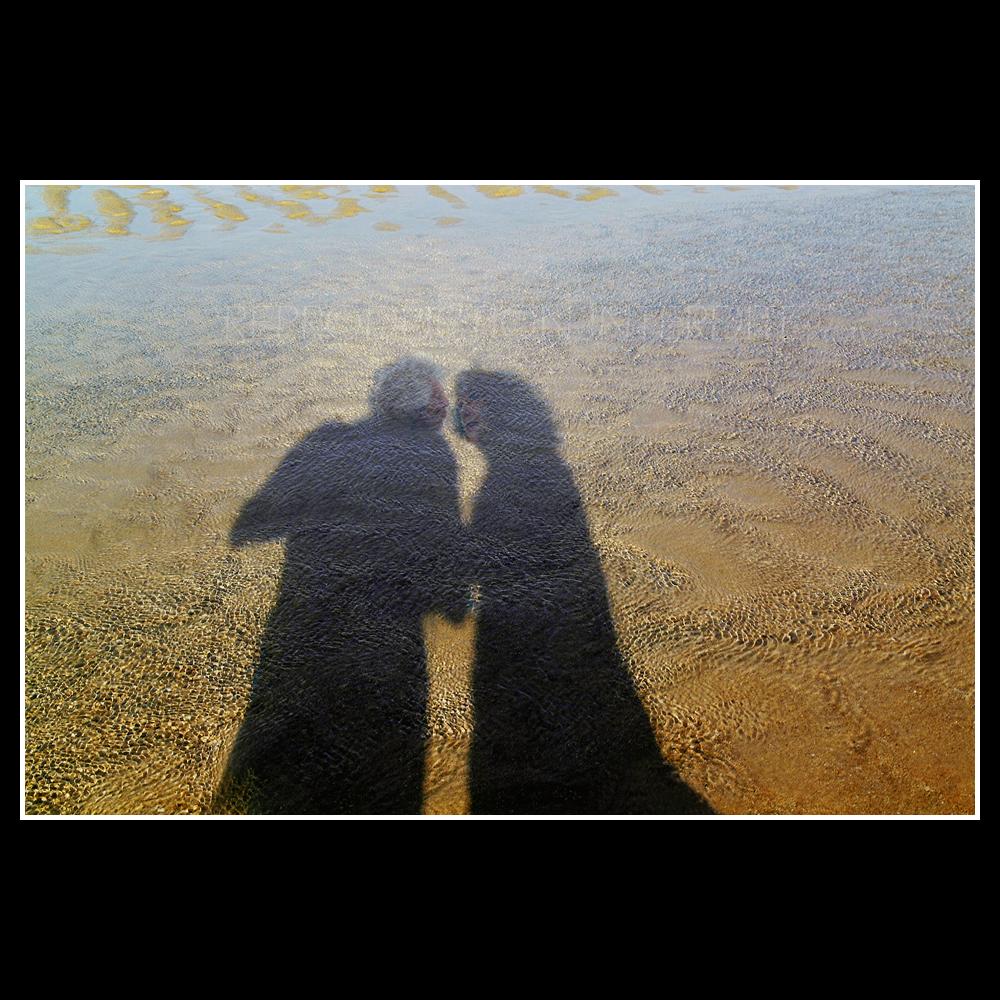 Ombres au baiser